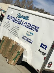 Duct Cleaning Services IN REDLANDS, YUCAIPA, PALM DESERT, CA AND THE SURROUNDING AREAS